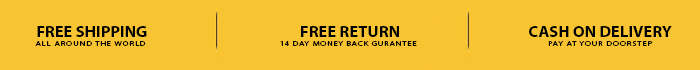 free shipping,Cash on delivery & free return