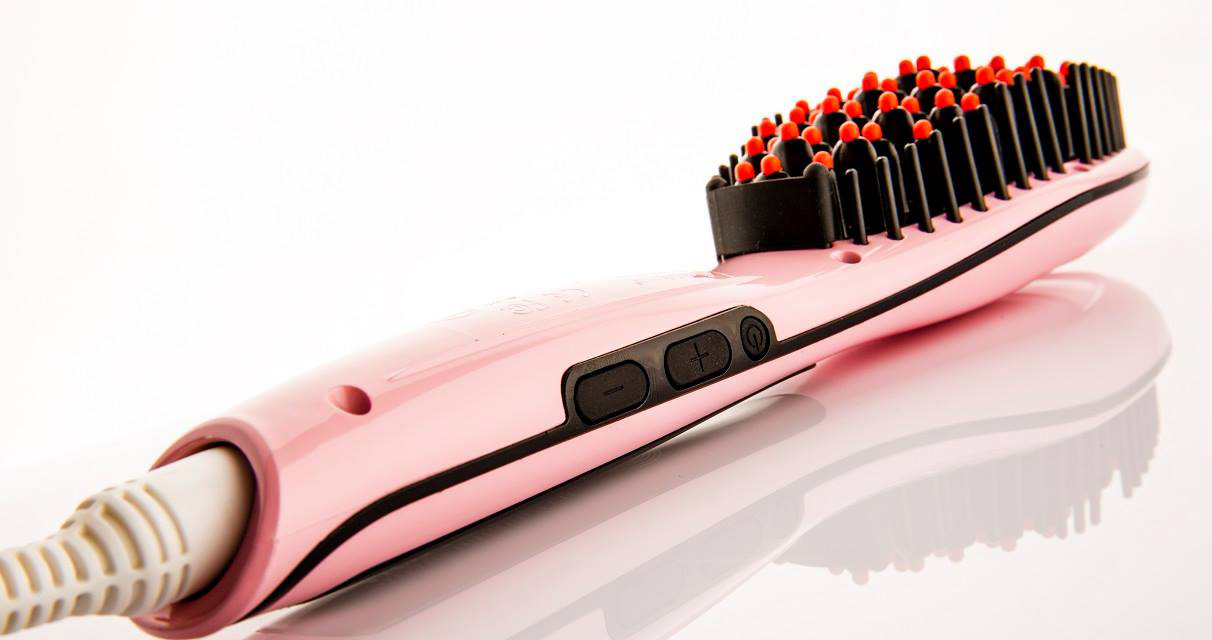 30 Day Hair Straightener Tourmaline Ceramic Hair